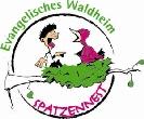 Logo Evangelisches Waldheim Spatzennest